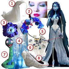 Corpse Bride Costume The Corpse Bride Corpse Bride Costumes And Halloween Ideas