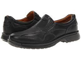 ecco shoes uk online shop ecco fusion casual slip on mens black
