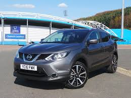nissan qashqai youtube 2016 2016 16 nissan qashqai 1 5 dci tekna 5dr delivery miles in grey