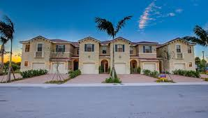 Florida House by New Homes In Madison Place Pompano Beach Florida D R Horton