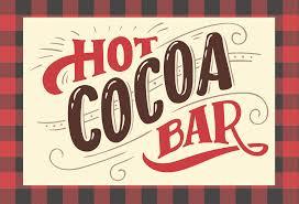 kara u0027s party ideas cocoa bar with free printables kara u0027s