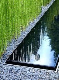 modern water feature modern water features the stainless steel water feature
