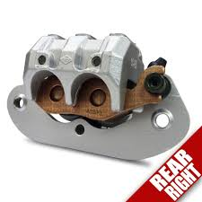 right rear brake caliper 2008 2013 yamaha rhino yxr700 mounting