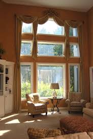 Living Room Window Curtains by 159 Best Two Story Window Treatments Images On Pinterest