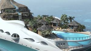tropical island paradise yacht island designs tropical island paradise youtube