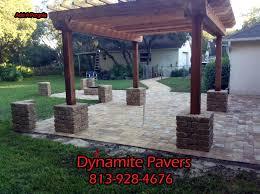 Patio Paver Contractors Brick Paver Patios Backyard Paver Patios Paver Contractors Ta