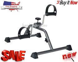 Office Desk Workout by Portable Exercise Bike Pedal Cycle Office Foot Workout Cardio