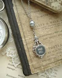 Monogram Key Necklace Typewriter Key Jewelry Letter L Vintage Monogram Necklace