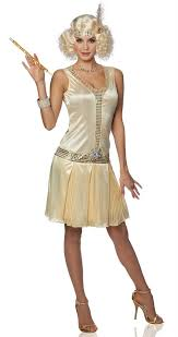 Halloween Flapper Costumes Champagne Flapper Costume Candyapplecostumes