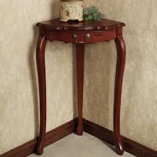 small corner accent table charming tall corner accent table of lyndhurst wooden kitchen table