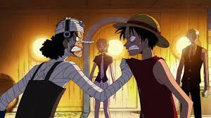 one luffy and usopp fight about merry go 4
