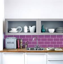 purple kitchen backsplash pin by renee vrchota on radiant orchid interior pinterest