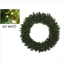wreath with battery operated led lights effectively