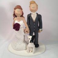 cake topper with dog family pet cake toppers totally toppers