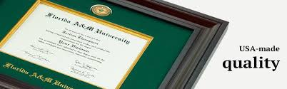 a m diploma frame college and diploma frames and graduation gifts
