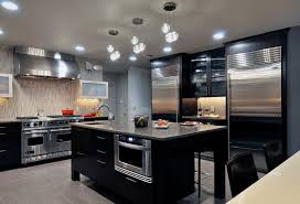 kitchen islands black black kitchen island with stainless steel top outofhome