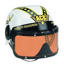 pilot halloween costumes amazon com aeromax jr armed forces pilot helmet with tinted
