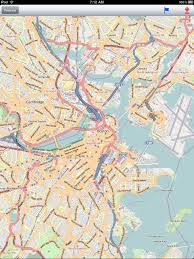 Silver Line Boston Map by Printable Map Of Boston World Map Photos And Images