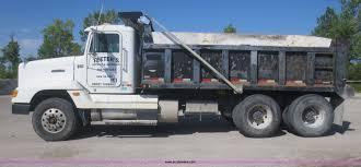 freightliner dump truck 1991 freightliner fld dump truck item d2103 sold july 3