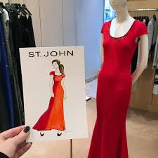 st john knits live fashion sketching u2014 brown paper studio