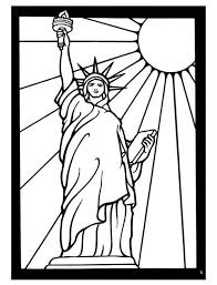 statue of liberty coloring books pinterest coloring books
