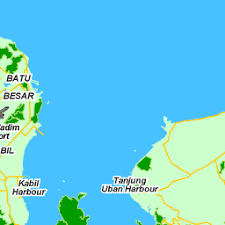 map batam peta batam peta jalan satellite batam indonesia