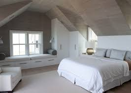 Sloped Ceiling Bedroom Decorating Ideas Bedroom Attic Renovation With Small Bedroom Design Also Diy
