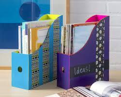 paint ikea magazine racks for gifts mod podge rocks