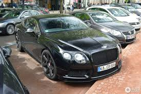 grey bentley bentley continental gt v8 s concours series black 15 april 2017