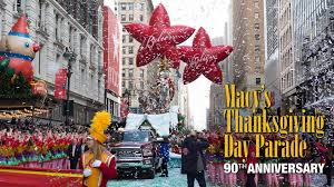 macy s thanksgiving day parade calendar of events