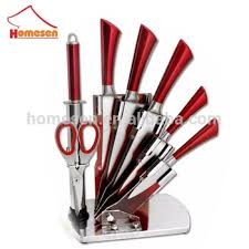 steel kitchen knives bass stainless steel knife set 6pcs stainless steel kitchen