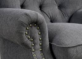 Leather Sectional Sofa Traditional Sofas Center Leather Sectional Sofas With Nailhead Trimtufted