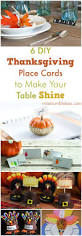 whole foods thanksgiving six diy thanksgiving place cards to make your table shine