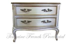 Vintage Drexel Bedroom Furniture by Drexel Touraine French Provincial Furniture