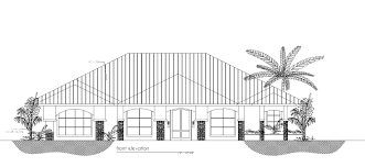 custom florida house plans suburban house mangrove bay design