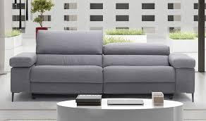 assise canapé canapé en tissu avec avec assise électrique relax