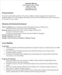 preschool resume template 9 preschool resume templates pdf doc free premium