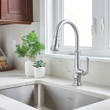 single kitchen sink faucet kitchen faucets standard
