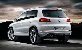 volkswagen tiguan white interior new volkswagen r line package announced for tiguan won u0027t come