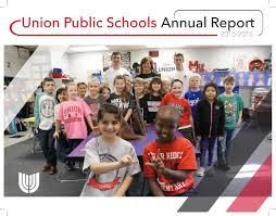 union public schools annual report 2015 2016 by michael vore issuu