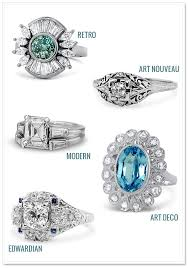 wedding rings in botswana antique engagement rings from brilliant earth artfully wed