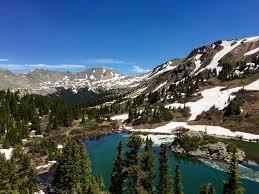 Colorado Lakes Map by Hiking Routes U0026 Trails In Buena Vista Colorado The Trailhead