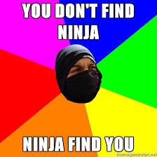 Meme Ninja - 50 very funny ninja meme collection golfian com