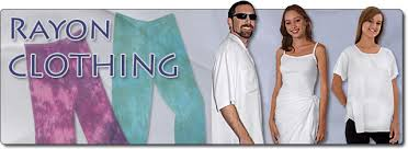 rayon clothing