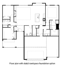 Slab Foundation Floor Plans House Plan 41174 At Familyhomeplans Com