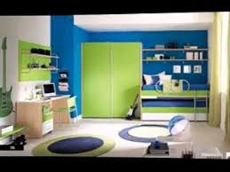 DIY Blue And Green Bedroom Design Decorating Ideas YouTube - Green bedroom design