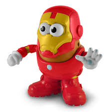 iron man mr potato head shopdisney