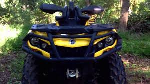 can am outlander snorkel your atv snorkel kit update youtube