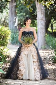 black wedding dress 23 wedding dresses for brides who think white is trite huffpost