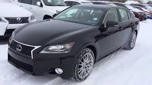 lexus is 250 for sale ottawa new black on flaxen 2015 lexus gs 350 awd executive package